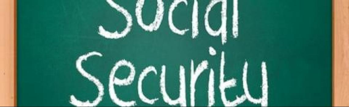 MA Social Security Management 2010